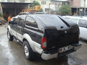 starbox nissan np 300