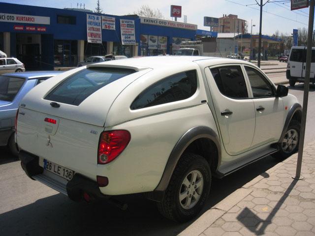 """Кунги для Mitsubishi L200 Купить кунг на """"Митсубиси Л200"""" в интернет-магазине Kungi.su"""
